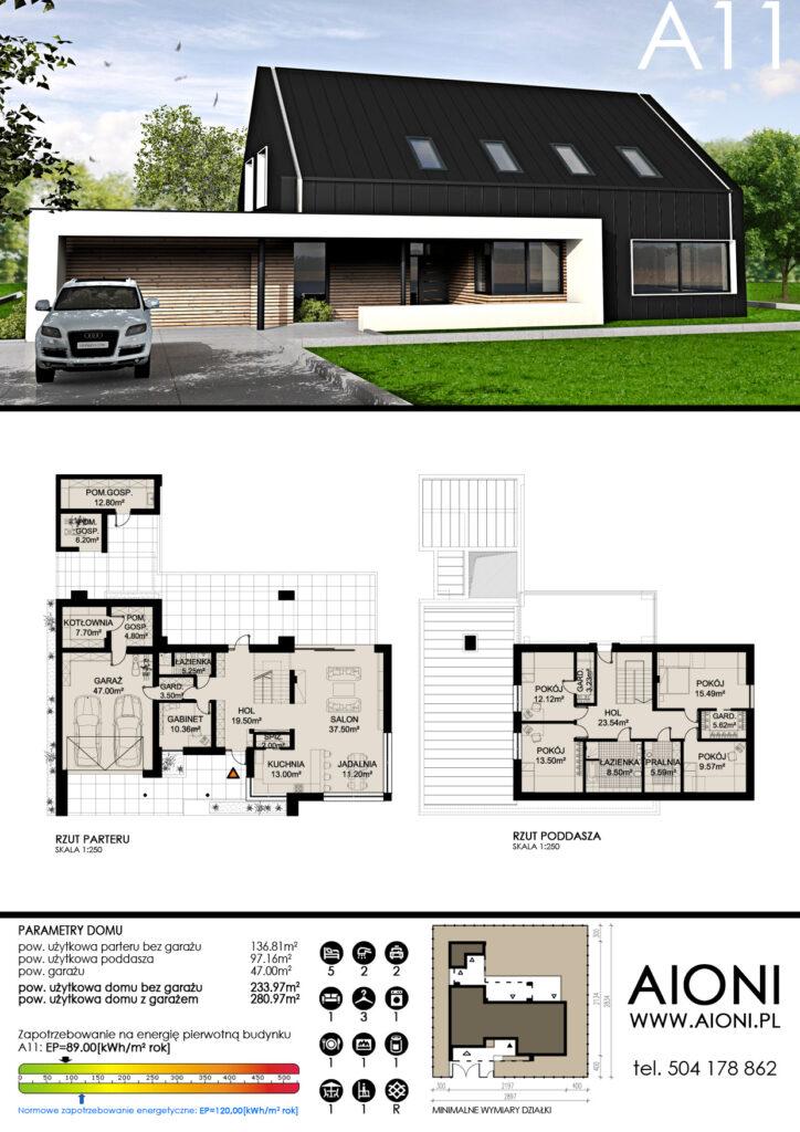 Dom jednorodzinny w Białej Podlaskiej